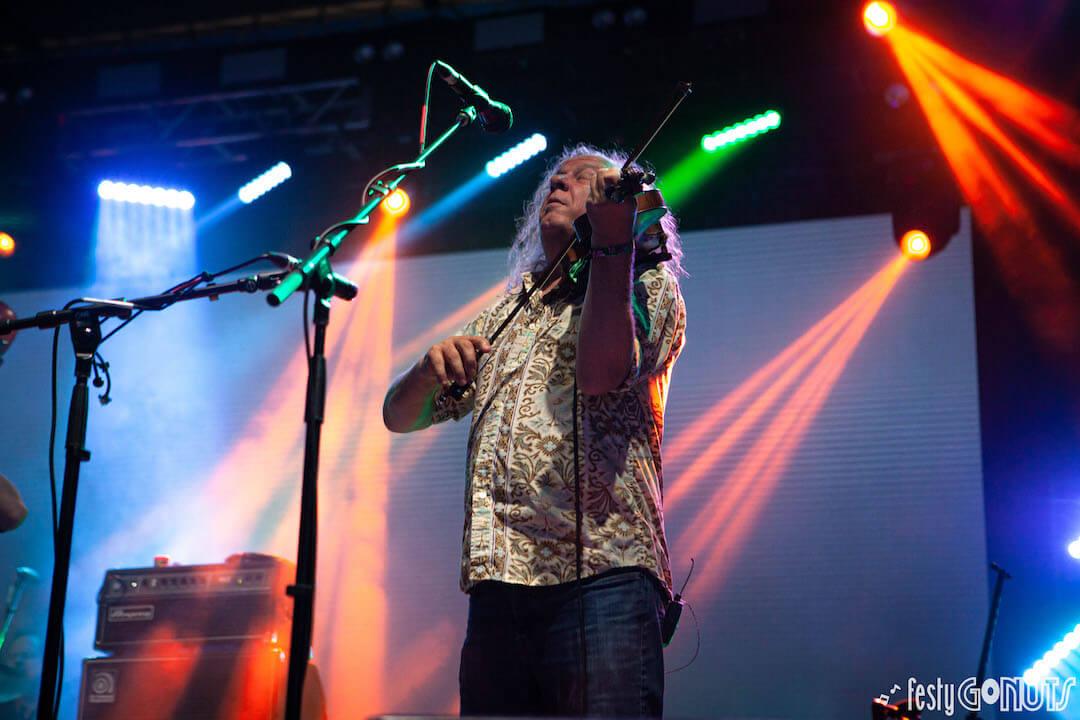 Tim Carbone | Railroad Earth | ARISE Music Festival 2019