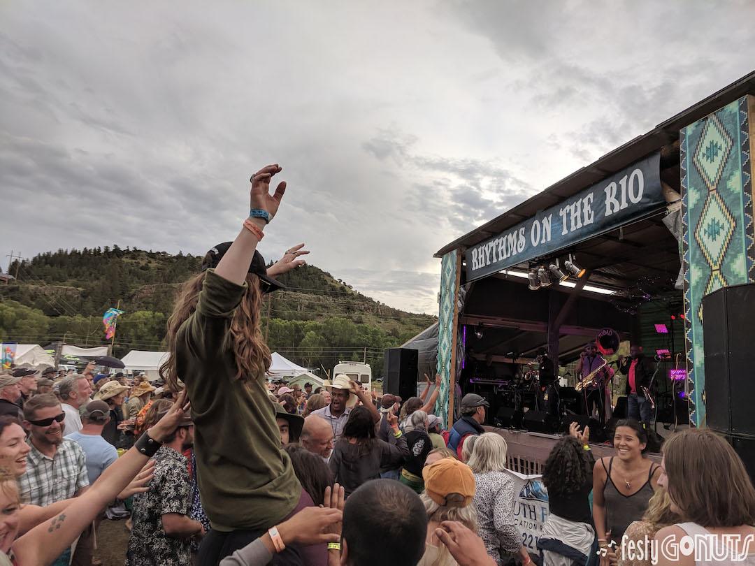 Rhythms on the Rio Music Festival 2019