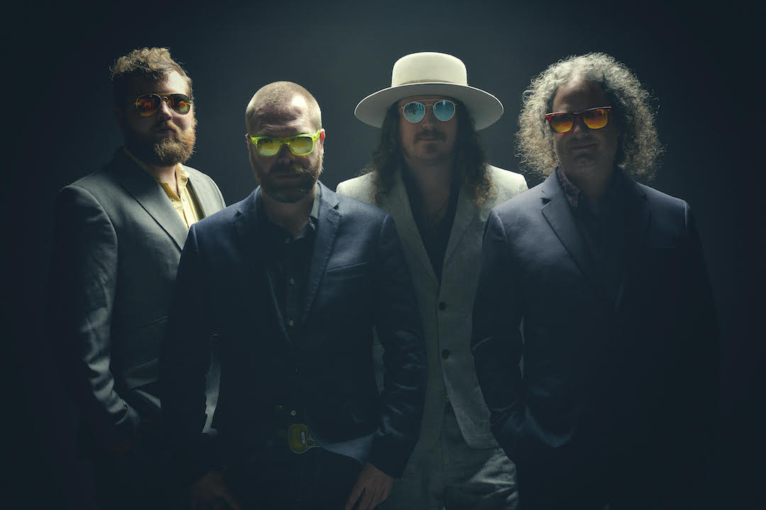 Songs From The Road Band promo pic