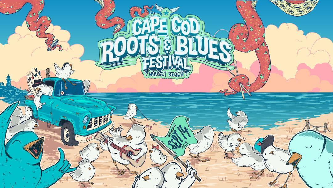 Cape Cod Roots and Blue Festival