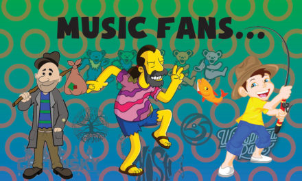 Music Fans: We're All In This Together!