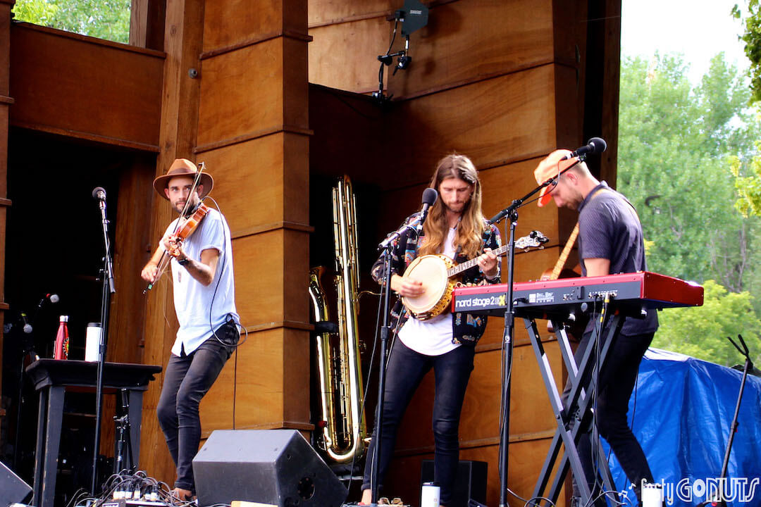 The East Pointers | Planet Bluegrass Folks Festival 2019