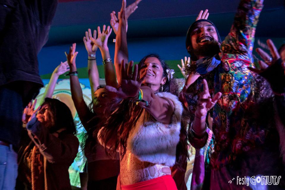 Bhakti Fest 2019   Prema Ma Novacek