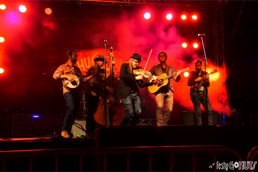 Steep Canyon Rangers at Huck Finn Jubilee 2019