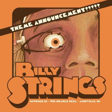 billy strings halloween 2019