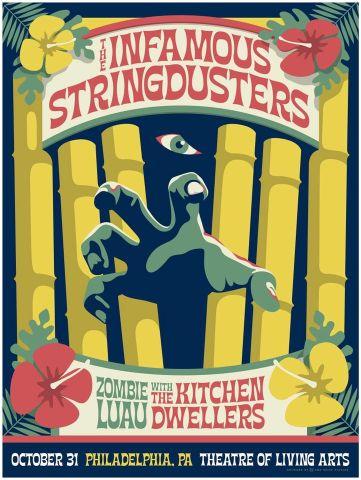 infamous stringdusters halloween 2019