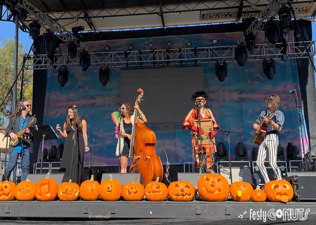 Hangtown Halloween Ball 2019 | The Sweet Lillies