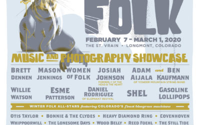 Preview: Winter Folk Music & Photography Showcase 2020