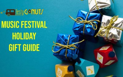 2019 Music Festival Holiday Gift Guide