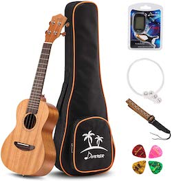 Music Festival Gift Ideas - Ukulele