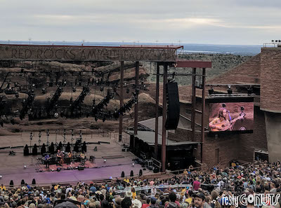 Billy Strings at Red Rocks Amphitheatre