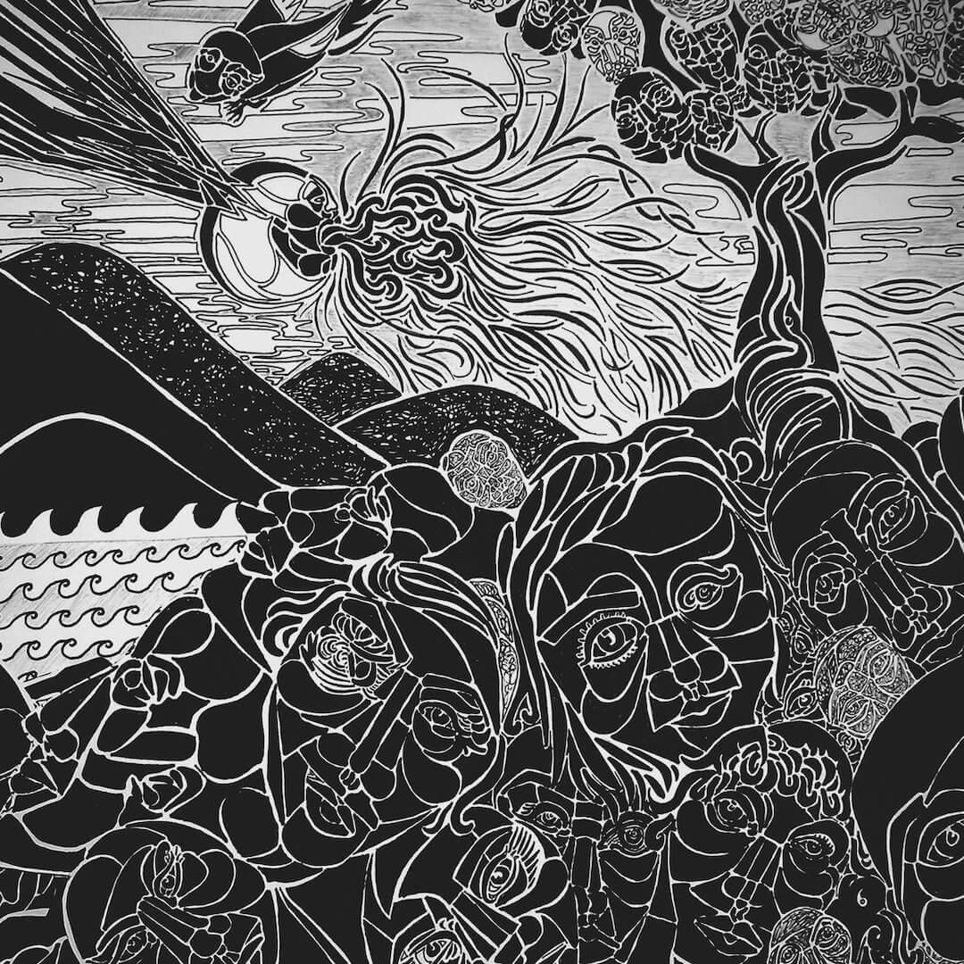 """Banshee Tree release new single """"Hard Winds"""""""