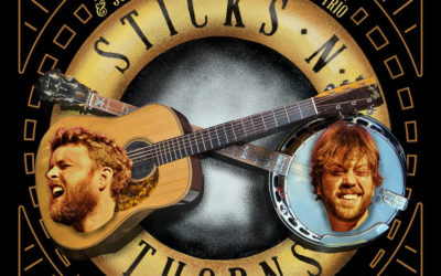 Sticks N' Thorns: Andy Thorn & Jon Stickley Winter Tour 2020
