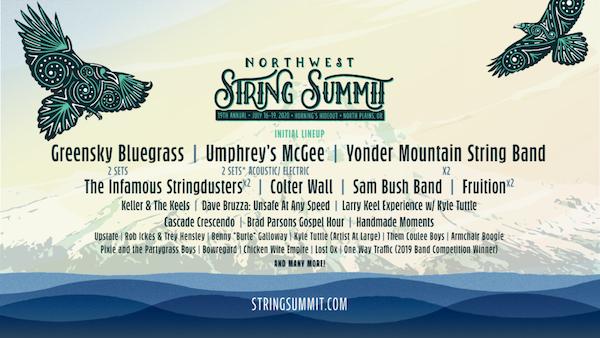Northwest String Summit 2020