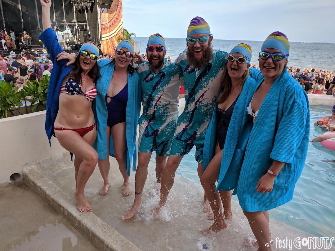 Splash Mob at Strings and Sol 2019