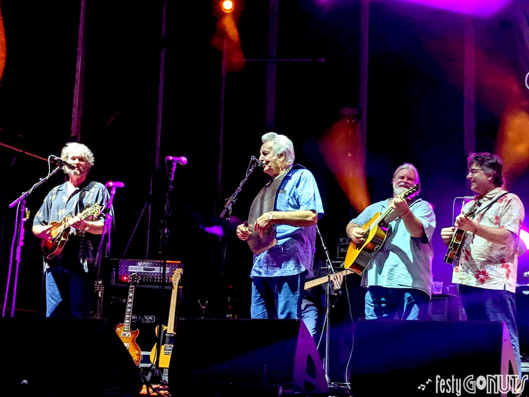 Del McCoury with Leftover Salmon - Strings & Sol 2019