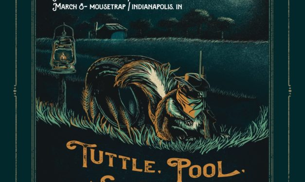 Tuttle, Pool & Greuel Bluegrass Collaboration Team Up for Special Trio Shows