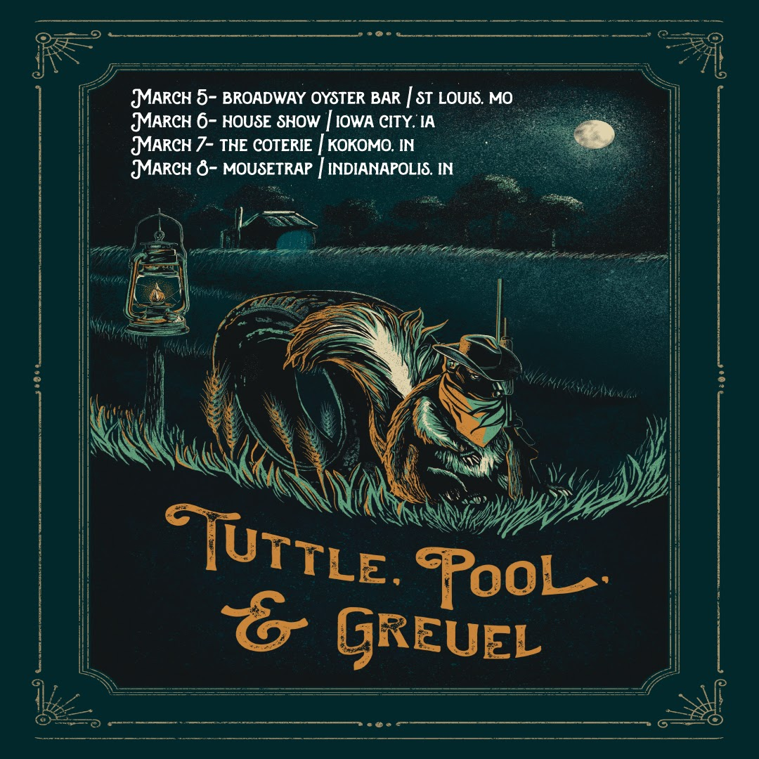 Tuttle, Pool & Greuel Collaboration