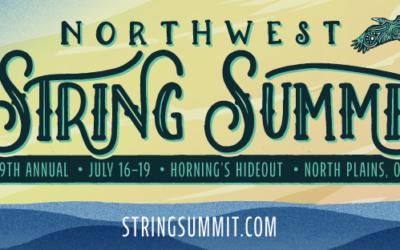 Greensky Bluegrass Returns to Northwest String Summit in 2020