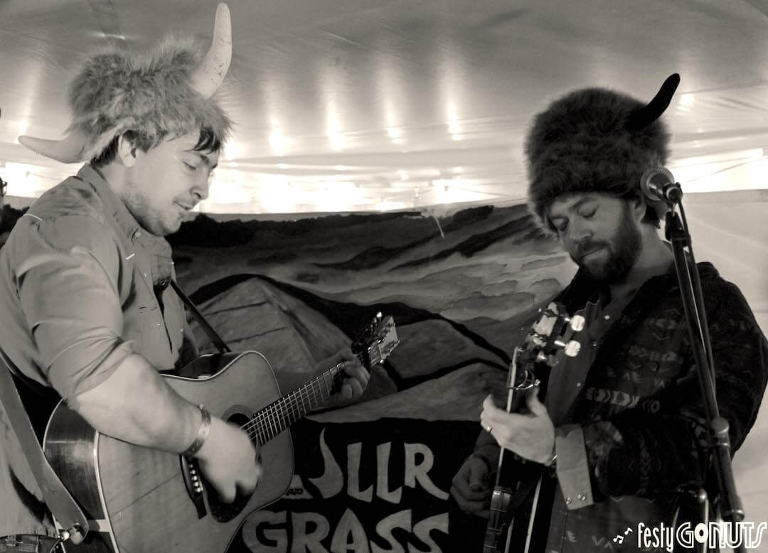 Ullrgrass Music Festival 2020 | Adam Greuel and Andy Thorn
