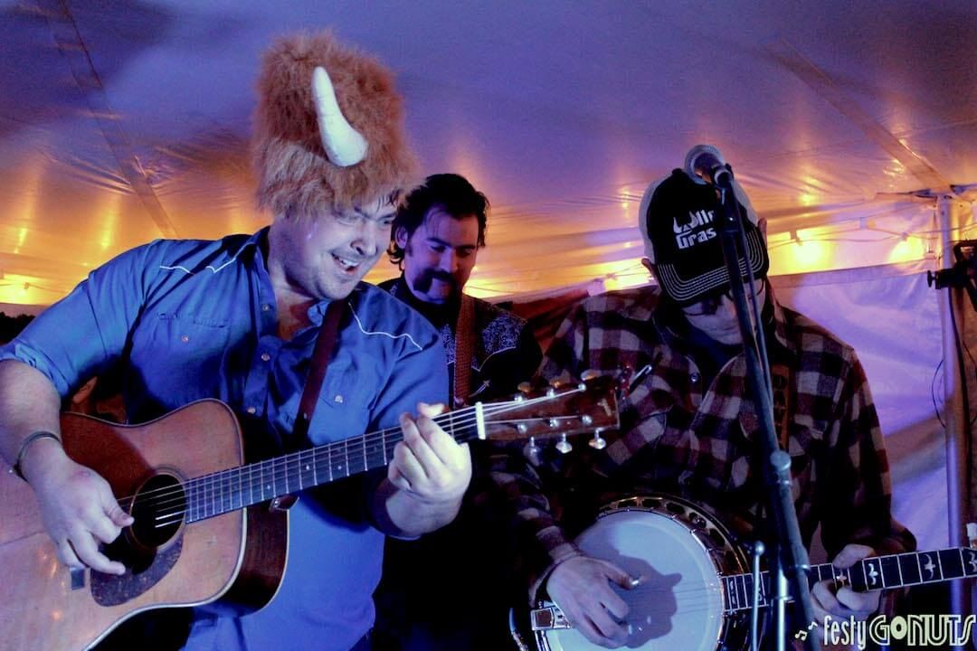 Ullrgrass Festival 2020 | Adam Greuel of Horseshoes and Hand Grenades