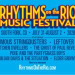 Rhythms on the Rio Announces 2020 Lineup!