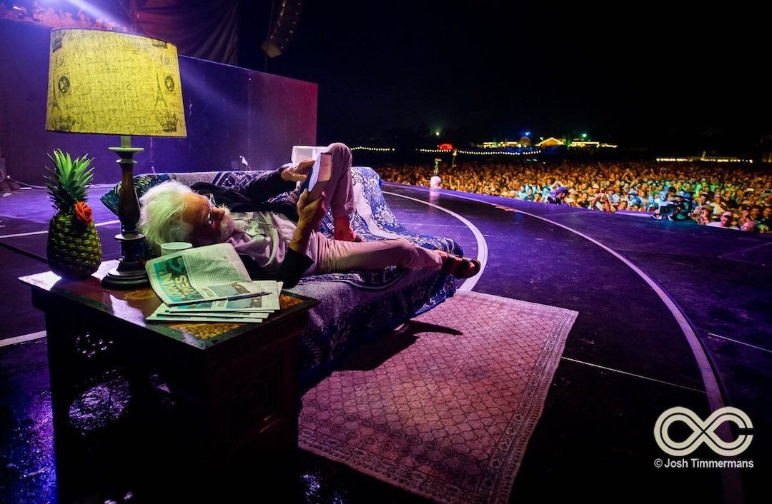 Josh Timmermans Image -Bob Weir Couch Tour