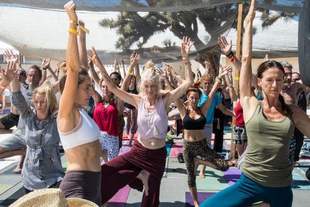 Shakti Immersion 2020 Yoga