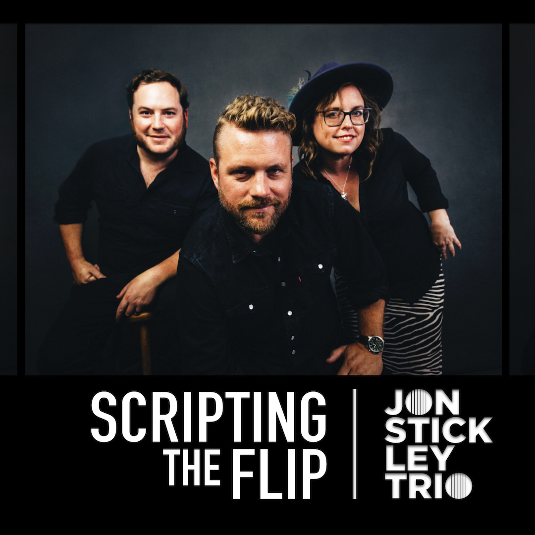 Jon Stickley Trio: Scripting the Flip