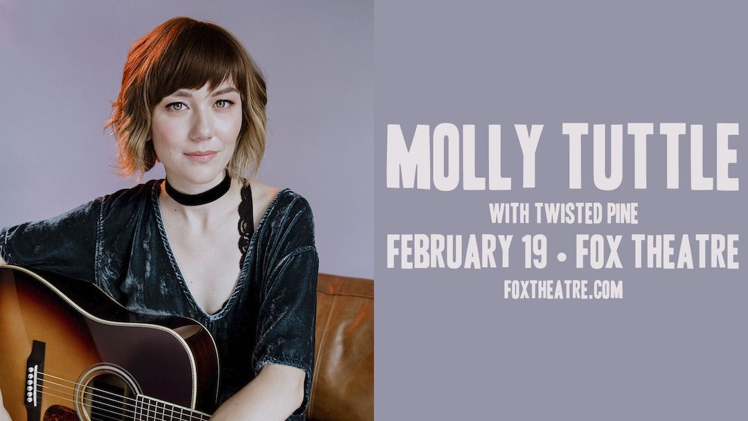Molly Tuttle - Fox Theater, Boulder | 2.19.2020