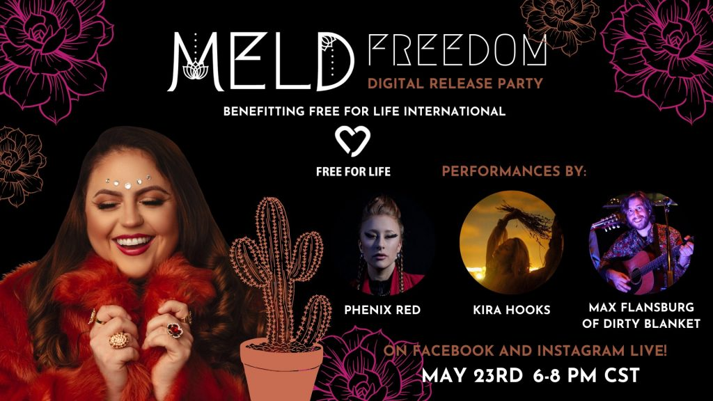 MELD releases single on Facebook Virtual Party