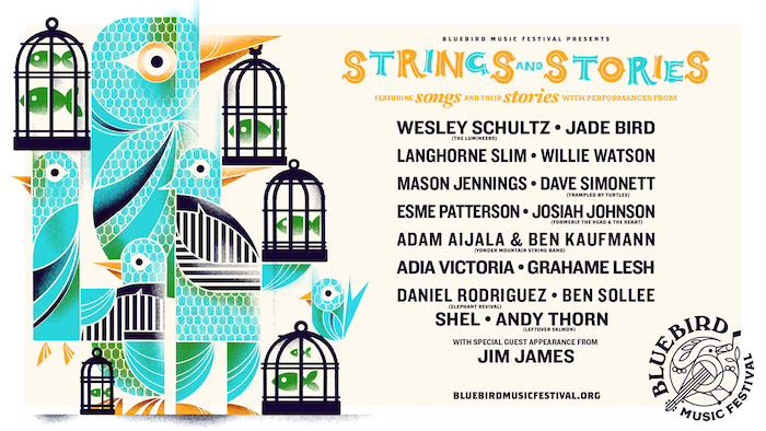 Bluebird Festival Strings & Stories