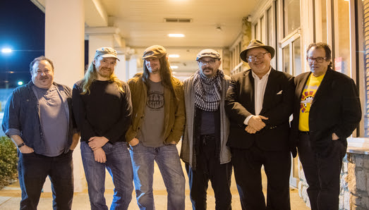 Jefferson Berry and the Urban Acoustic Coalition - At the Festival, Video Premiere