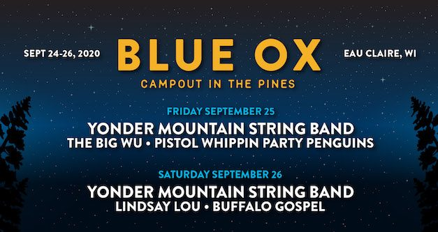 Blue Ox Music Festival:  Campout in the Pines