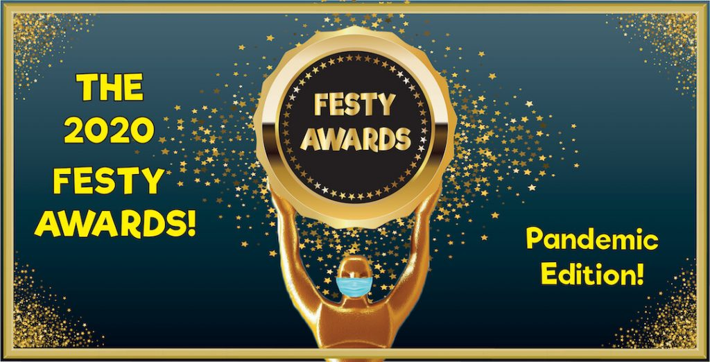 2020 Music Festival Awards - The Festies!