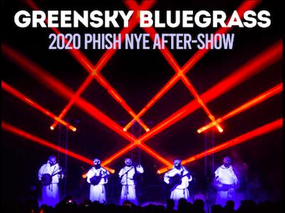 Greensky Bluegrass NYE Stream