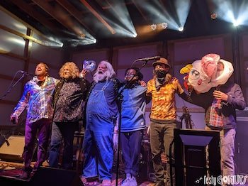 Leftover Salmon's Fall MASKerade -Buena Vista, CO 2020