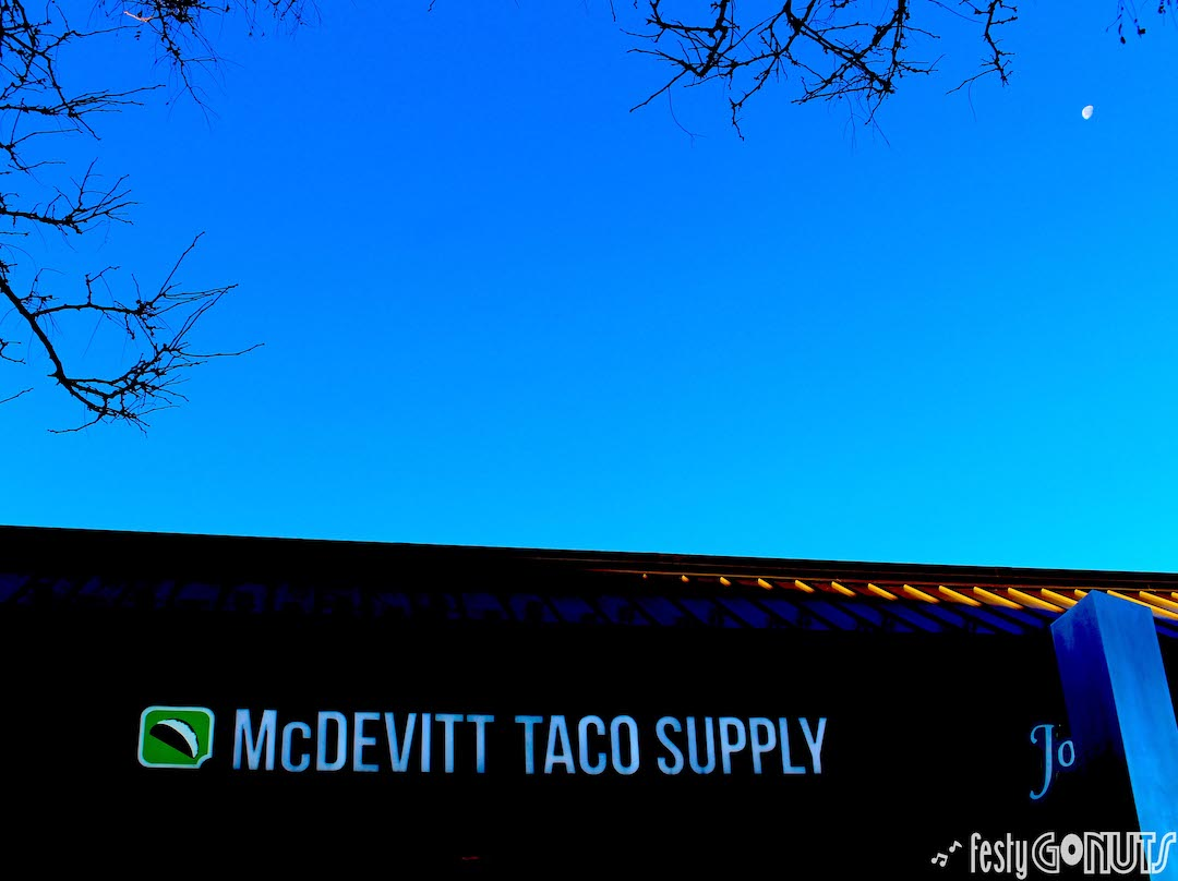 Mysterious Monolith outside McDevitt Taco Supply in Boulder, CO