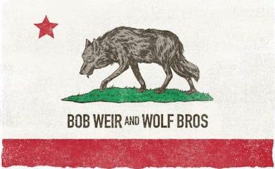 Bob Weir and Wolf Bros. NYE Stream