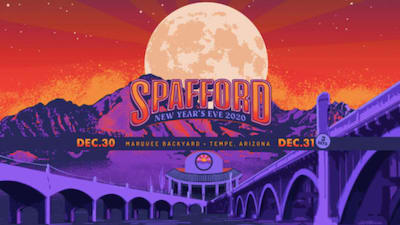 Spafford New Year's Eve Live Stream