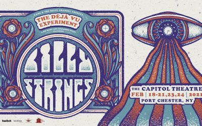 Billy Strings Announces 6-Night Live Stream: The Deja Vu Experiment
